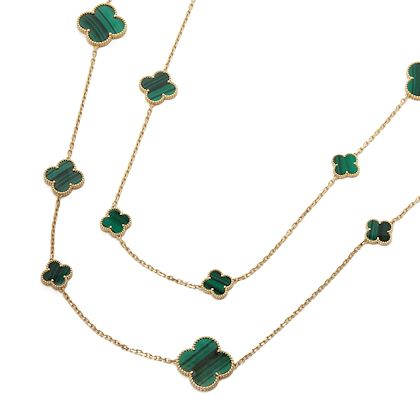 18k-yellow-gold-malachite-magic-alhambra-necklace