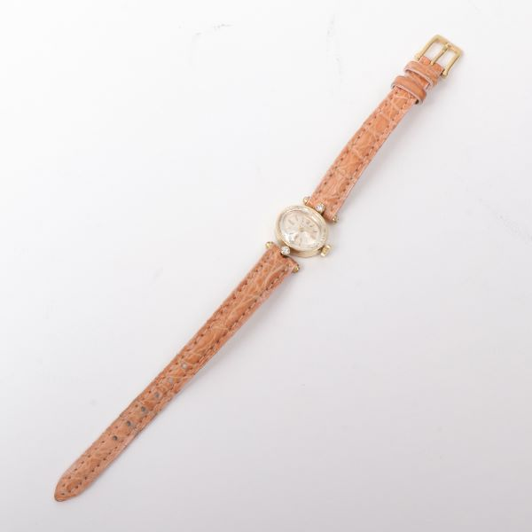 rolex-14k-diamond-oval-face-2p-watch-coral-pink