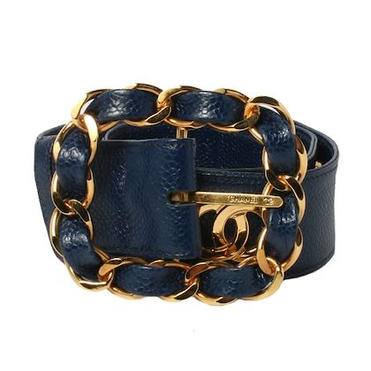 chanel-caviar-skin-5-cc-mark-plate-belt-navy