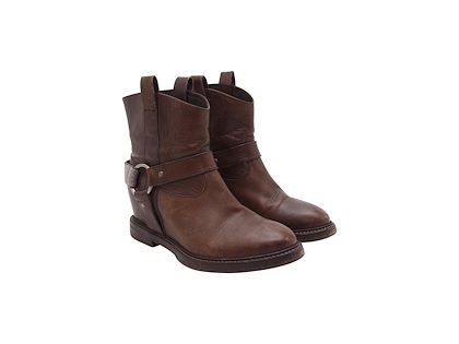 brown-brunello-cucinelli-leather-wedge-ankle-boots
