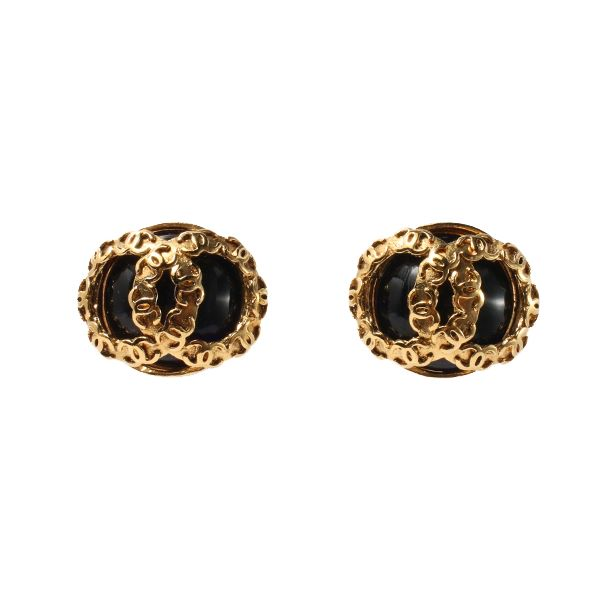 chanel-gripoix-cc-mark-earrings-blue