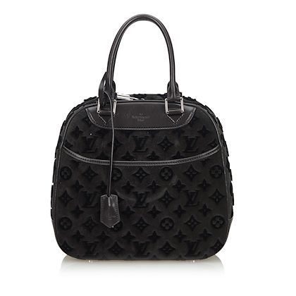 black-louis-vuitton-2013-monogram-tuffetage-deauville-cube