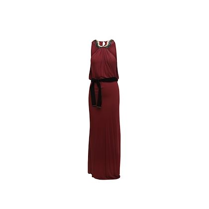 maroon-gucci-wing-embellished-gown