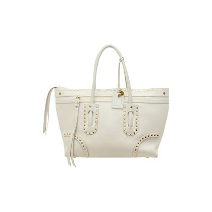 white-alexander-mcqueen-leather-large-tote