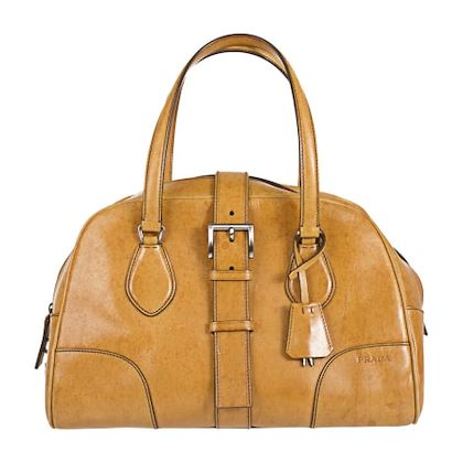 prada-beige-leather-handbag