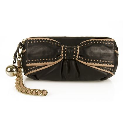 moschino-black-leather-handbag