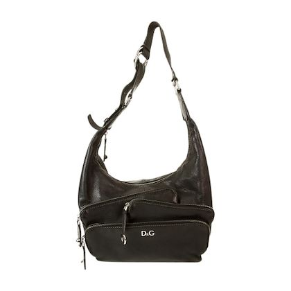 dolce-gabbana-black-leather-shoulder-bag