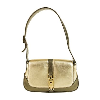 gucci-golden-leather-clutch