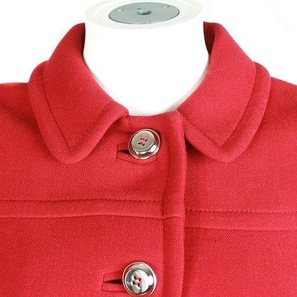 prada-coat-red-wool-silver-button-long-jacket-button-waist-belt-us-0-38-pre-owned-used