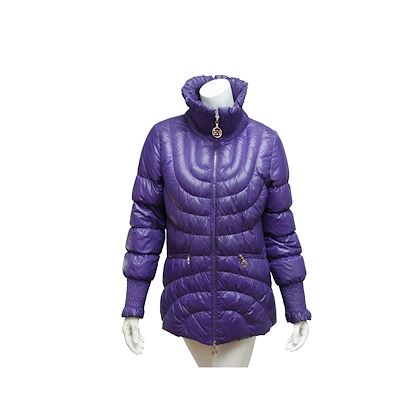purple-escada-quilted-puffer-down-coat