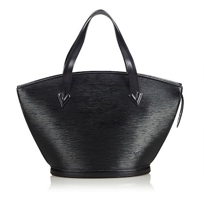 black-louis-vuitton-epi-saint-jacques-short-strap-handbag