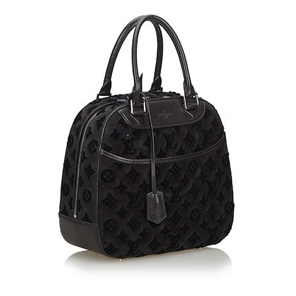 black-louis-vuitton-2013-monogram-tuffetage-deauville-cube-2