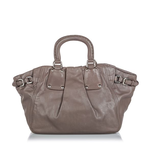 prada-leather-satchel-tote-bag