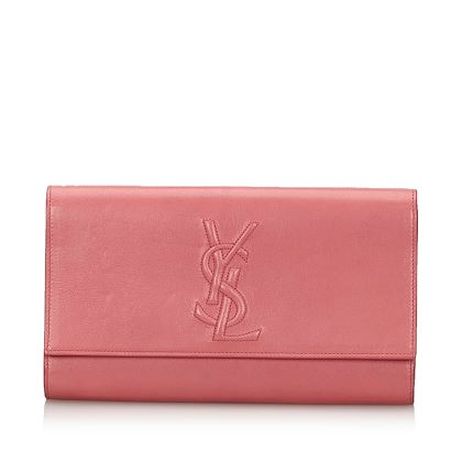 ysl-leather-belle-du-jour-clutch-bag