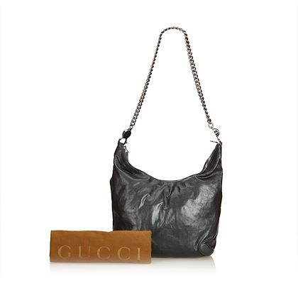 gucci-leather-galaxy-chain-hobo-shoulder-bag