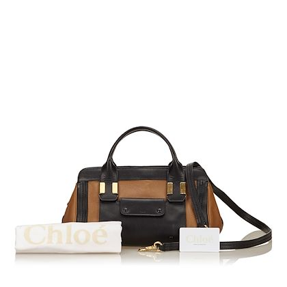 chloe-leather-alice-shoulder-bag