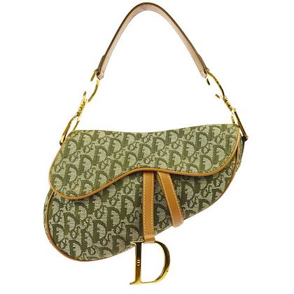 christian-dior-saddle-trotter-pattern-shoulder-bag-khaki