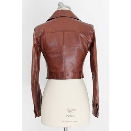 prada-cropped-leather-jacket-rigid-brown-short-waist-bikers