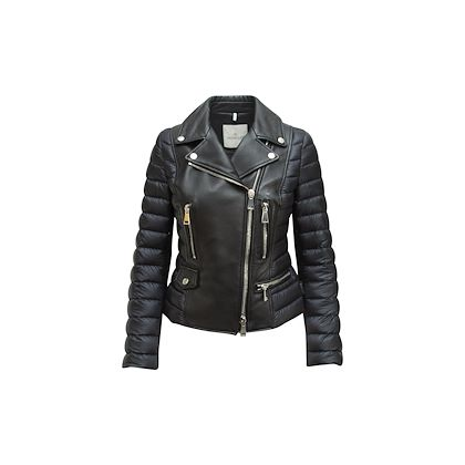 black-moncler-leather-puffer-moto-jacket