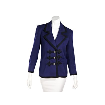 purple-black-vintage-yves-saint-laurent-wool-blazer