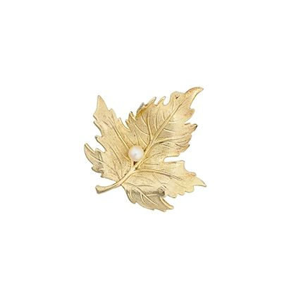 1965-vintage-grosse-leaf-brooch