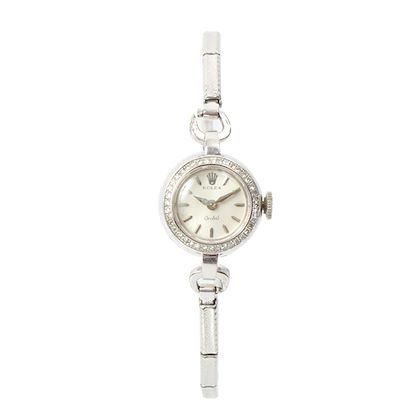 rolex-18k-orchid-diamond-bezel-watch-silver