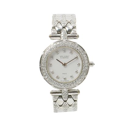 van-cleef-arpels-18k-sport-ii-diamond-bezel-watch-white-gold-2