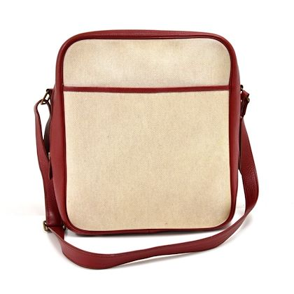 vintage-hermes-victoria-rouge-garance-red-leather-beige-toile-canvas-messenger-bag