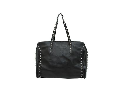 black-alexander-mcqueen-studded-leather-tote-bag