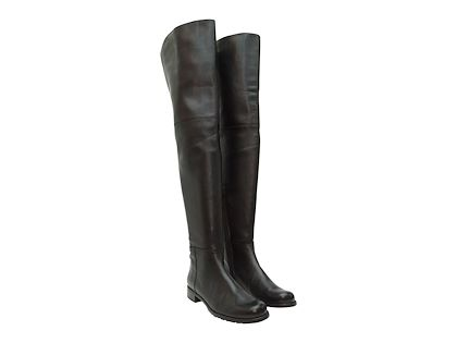 black-stuart-weitzman-leather-thigh-high-boots