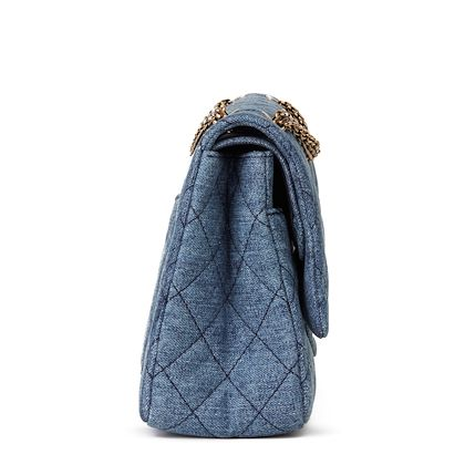 blue-quilted-denim-255-reissue-226-double-flap-bag