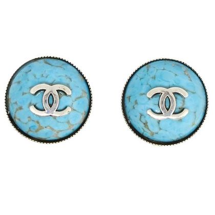chanel-cc-logos-turquoise-motif-earrings-clip-on-light-blue-silver