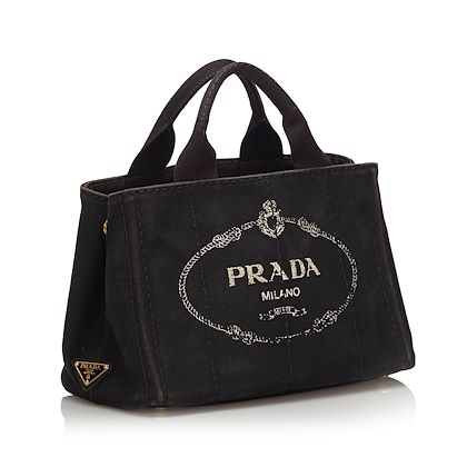 black-prada-canapa-canvas-satchel-bag