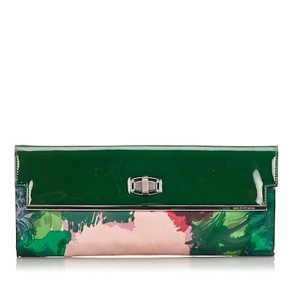 balenciaga-satin-clutch-bag