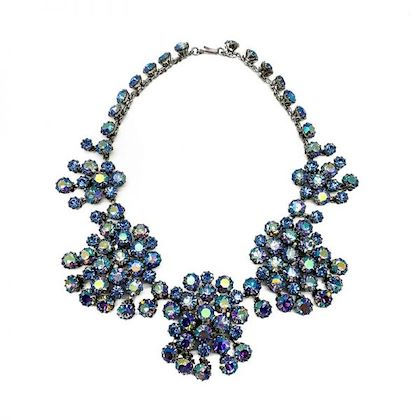 vintage-blue-aurora-borealis-crystal-cocktail-necklace-1950s