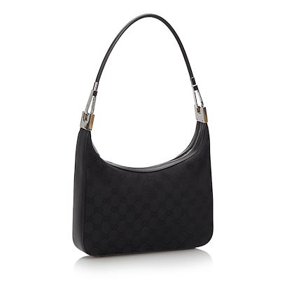 black-gg-canvas-shoulder-bag
