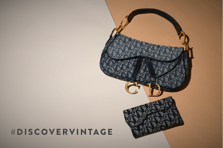 #DiscoverVintage Black Friday Campaign