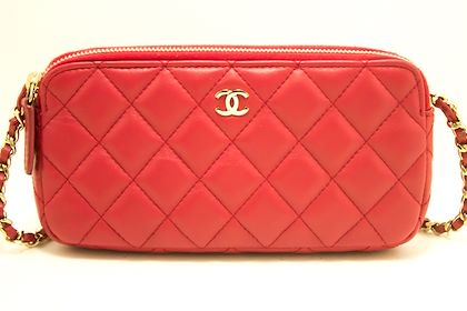 chanel-red-wallet-on-chain-woc-double-zip-chain-shoulder-bag-4