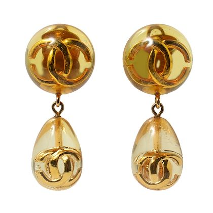 chanel-round-cc-mark-dear-drop-swing-earrings-clearyellow
