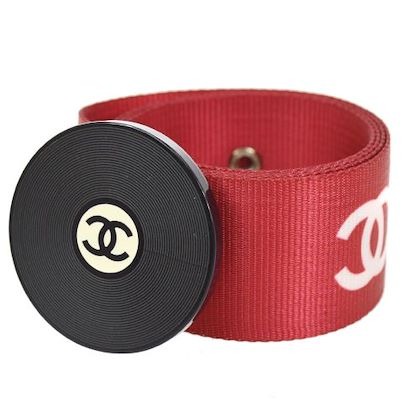 chanel-cc-logos-record-buckle-belt-red
