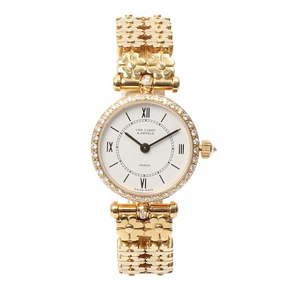 van-cleef-arpels-18k-round-diamond-bezel-watch