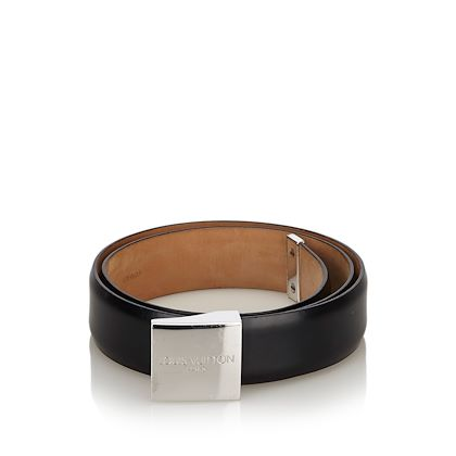 black-louis-vuitton-leather-san-tulle-belt