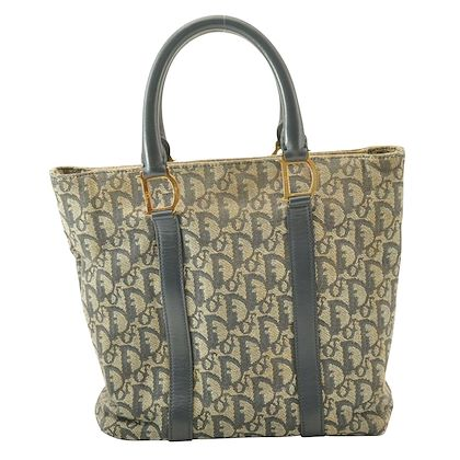 christian-dior-trotter-canvas-handbag
