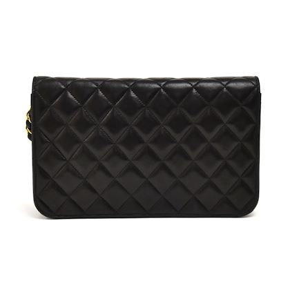 vintage-chanel-classic-black-quilted-leather-shoulder-flap-bag-ex-3