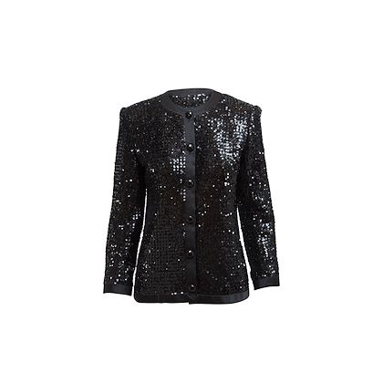 black-vintage-yves-saint-laurent-rive-gauche-silk-evening-jacket
