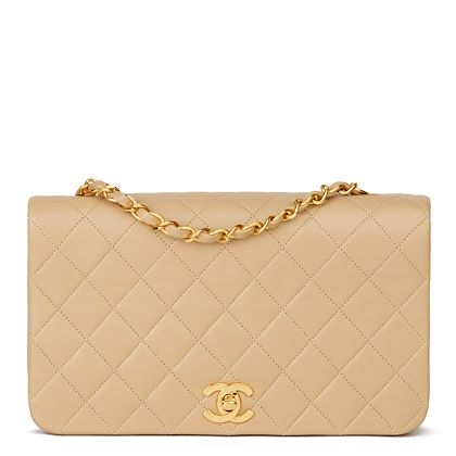 beige-quilted-lambskin-vintage-small-classic-single-full-flap-bag