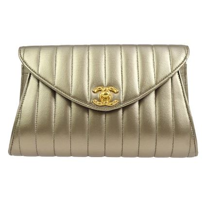 chanel-mademoiselle-quilted-evening-clutch-hand-bag-bronze