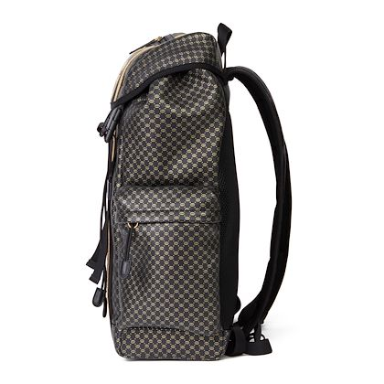 black-gold-monogram-calfskin-leather-gold-python-leather-dapper-dan-backpack