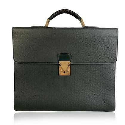 louis-vuitton-green-taiga-leather-robusto-2-compartments-briefcase