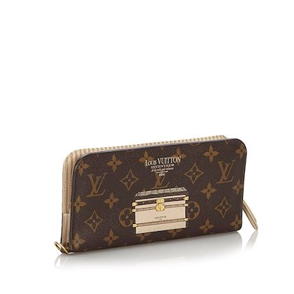 brown-louis-vuitton-monogram-trunks-and-lock-insolite-wallet